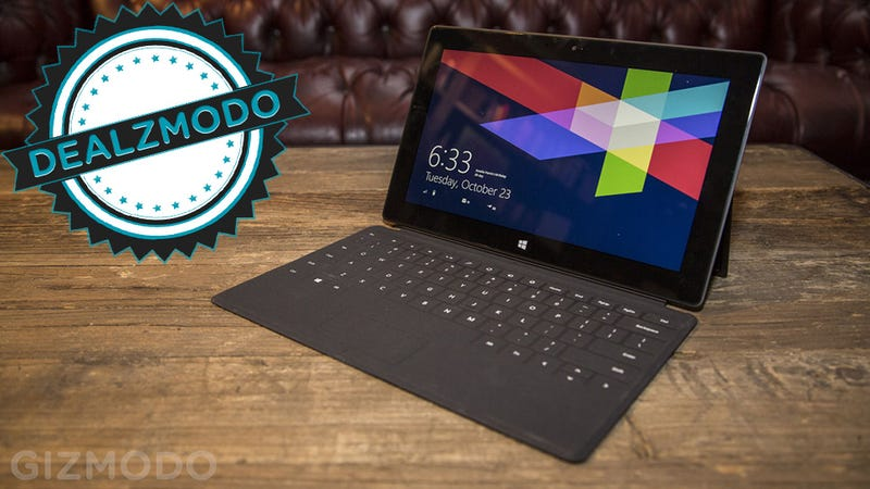A Surface RT With A Free Touch Cover Is Your Deal of the Day