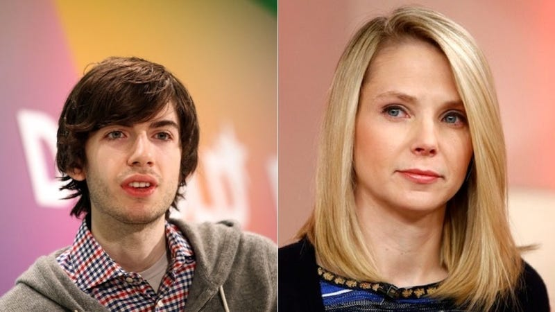 It's (Mostly) Official: Yahoo Buying Tumblr Youth Serum for $1.1B