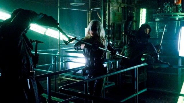 The Lance family's most awkward moments on Arrow