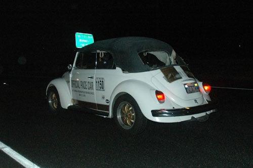 Beetleball Checkpoint #1 Amboy, California
