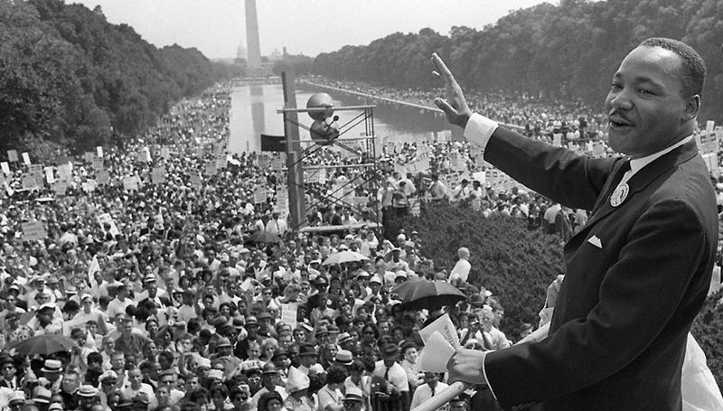 How Not to Talk About MLK on This Historic Day (Or Ever, Really)