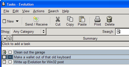 Download of the Day: Evolution for Windows installer (Windows XP)