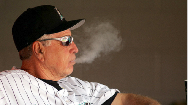 Jack McKeon Has Had A Very Jack McKeon Couple Of Days