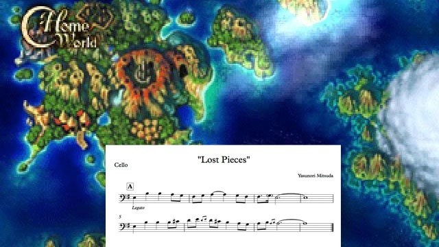Why the Chrono Cross Soundtrack is My Favorite