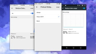 Reduce Data Consumption in Mobile Chrome with These Settings