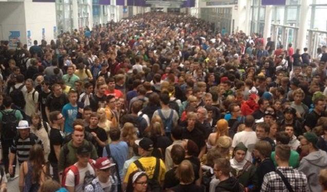 Gamescom Looks Like An Absolute Mess