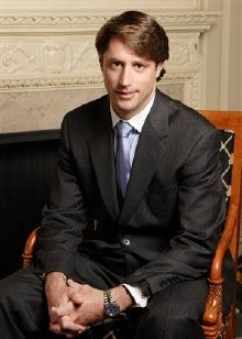 Lorenzo Borghese Is Not A Prince