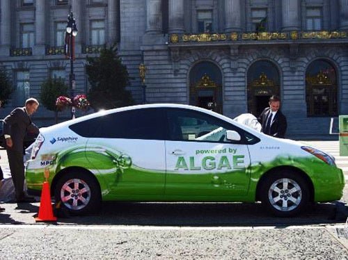Algae-Powered Hippie Car Attempts Cross-Country Trek On 25 Gallons Of Biofuel