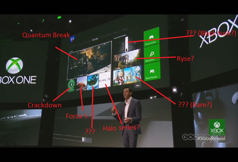 Crackdown Hint at Xbox One Event 'Wasn't Accidental' Says Exec