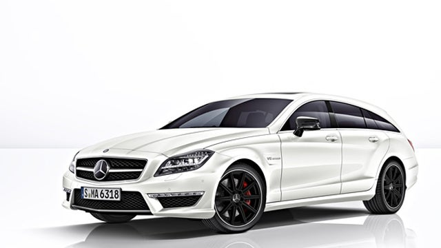 The CLS 63 AMG Shooting Brake Is A Secret German Missile