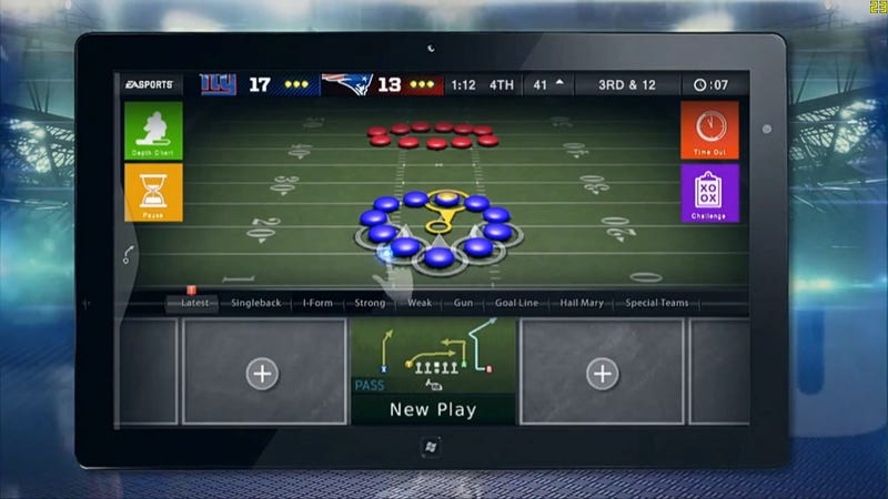 SmartGlass Could Make Wii U a Better Sports Console, Too