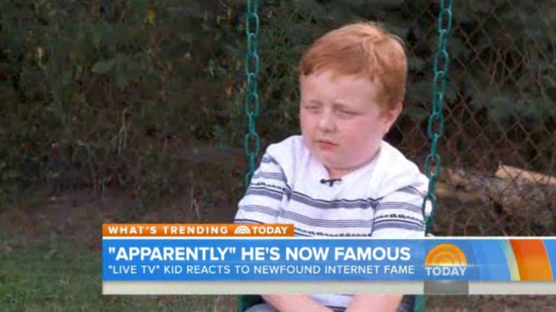'Apparently Kid' Apparently Has No Idea What Apparently Means