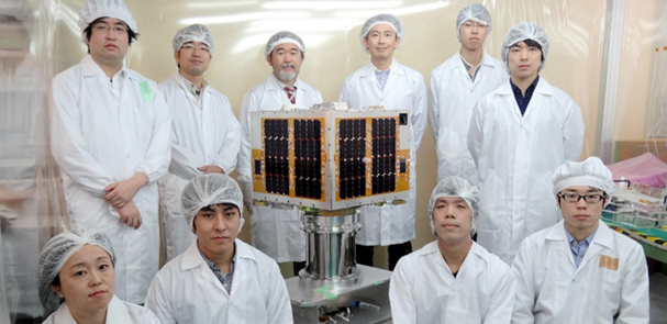 An Army of Mini Satellites Will Scour Asia for Natural Disasters From Space