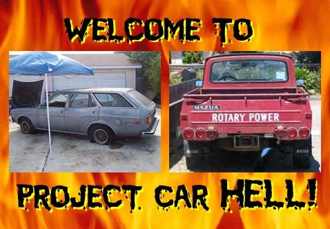 Project Car Hell: Rotary Dilemma!