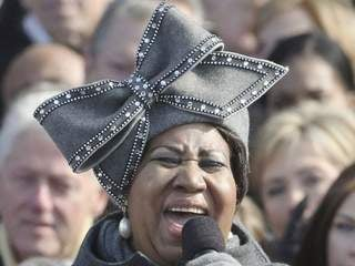 Is Aretha Franklin's Inauguration Hat Museum Worthy?