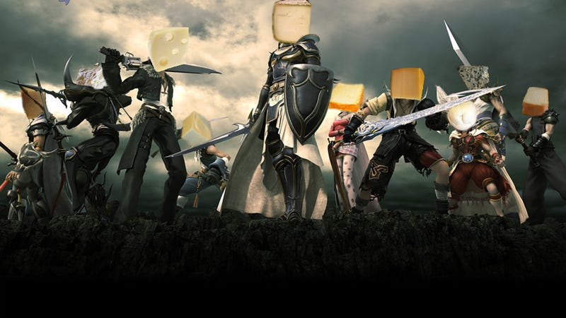 Here's How JRPGs Are Like Cheese