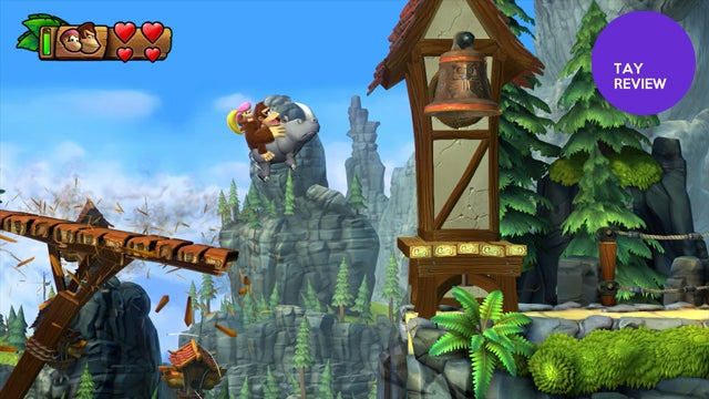 Donkey Kong Country: Tropical Freeze: The TAY Review