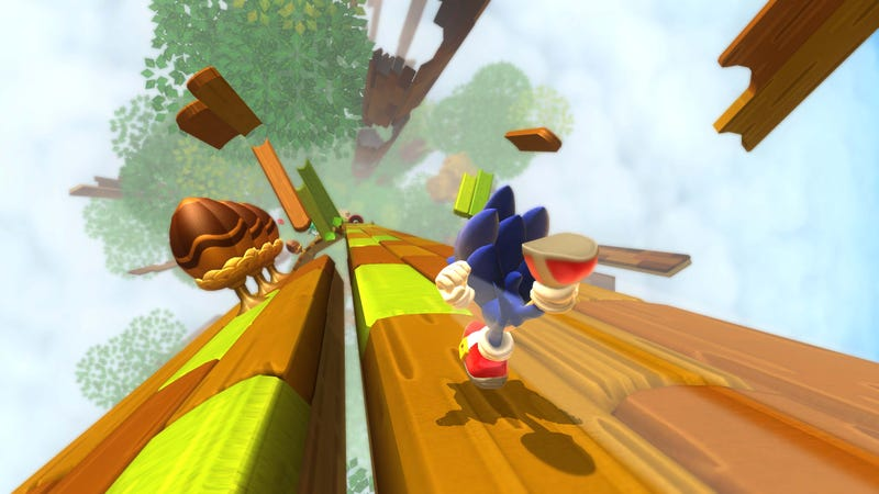 Sonic: Lost World: The Kotaku Review x2