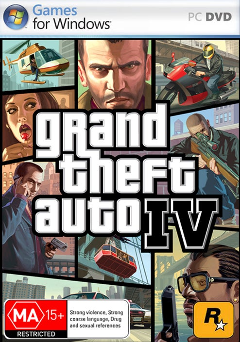 GTA IV On PC TO Use SecuROM