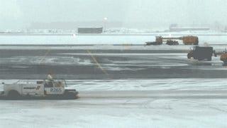 Watching Helsinki Airport For A Minute And A Half Is Mesmerizing