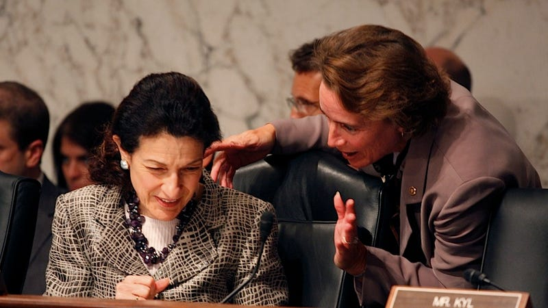 Senate Women Maintain Civility with Regular Dinner Parties