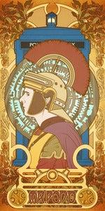The Legion of Art Nouveau Heroes