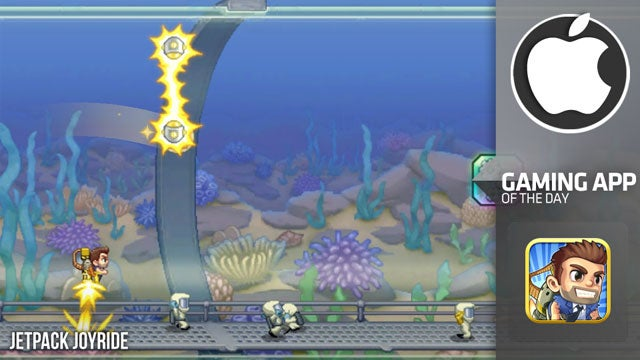 Stop What You're Doing and Get Jetpack Joyride for Your iPhone Now