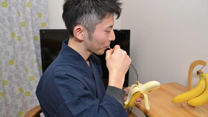 How a Banana Becomes Art