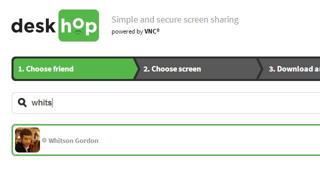 Deskhop Shares Your Screen with a Self-Destructing Plugin