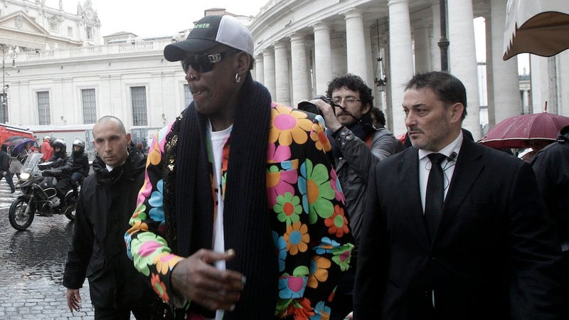Dennis Rodman Is Going Back to North Korea This Summer