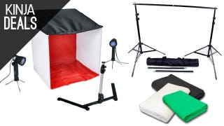 Take Professional-Looking Photos at Home With This CowboyStudio Gear