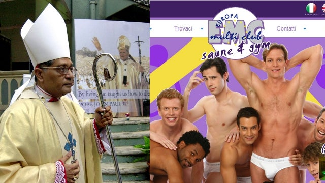 Top Vatican Officials Purchase Apartments Next Door to Europe's Largest Gay Bathhouse