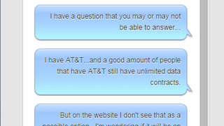AT&T ending grandfathered unlimited data?