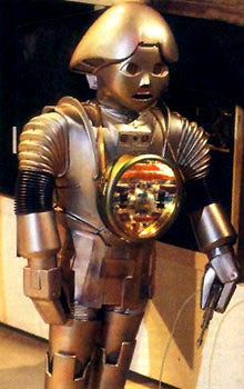 Who is the Gayest Robot in Science Fiction?