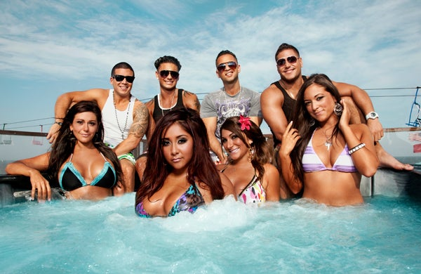 Jersey Shore Heads to Italy for Season Four