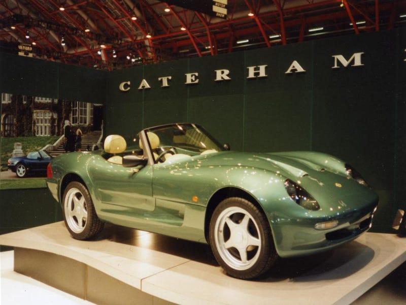 1994 Caterham 21