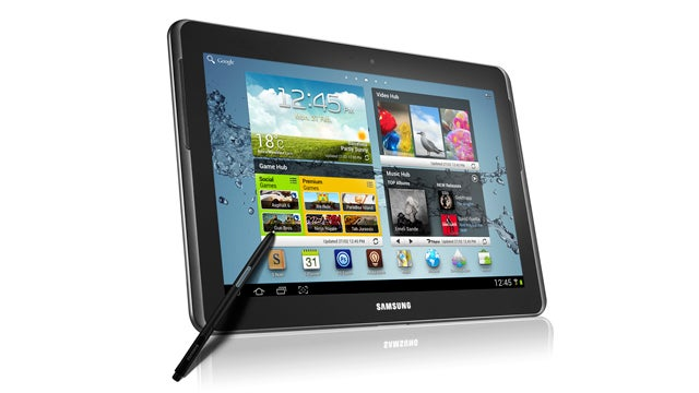 Samsung Takes On the Wacom Art Tablets With 10.1-Inch Galaxy Note