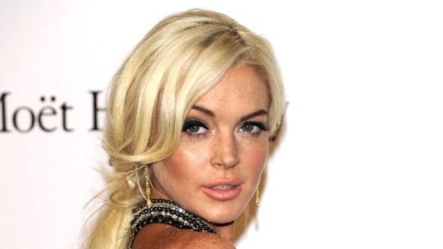 Lindsay Lohan Took $10,000 to a House Party