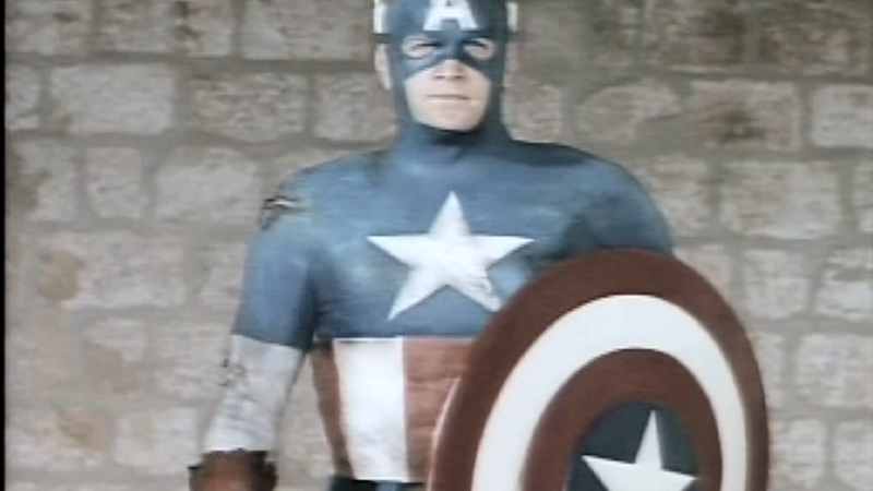 Your Chance to Smoke a Bowl and Appreciate the Original Captain America