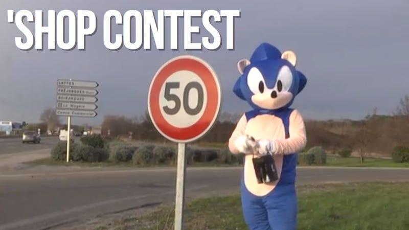 Kotaku 'Shop Contest: Sonic Bust 2