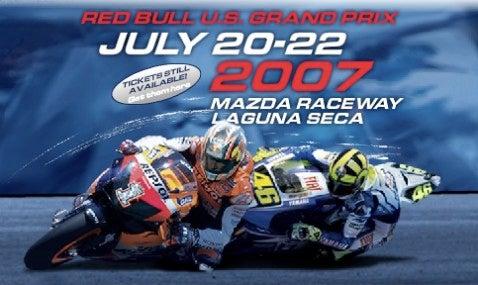 MotoGP at Laguna Seca, 2007