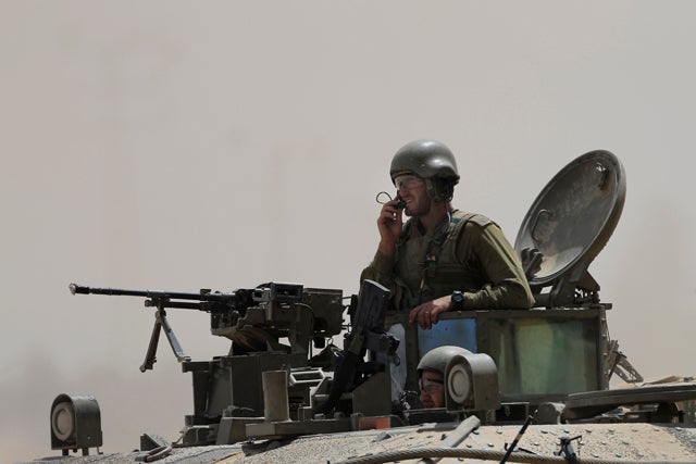 Israel and Hamas Agree to Egypt's 72-Hour Cease-fire Deal