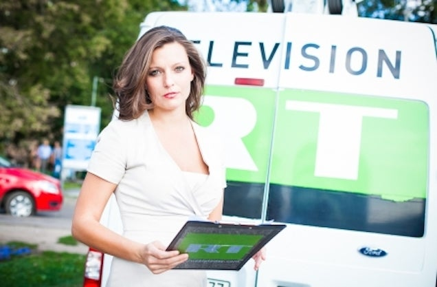 """I'm For the Truth"": Another RT Reporter Publicly Quits Her Job"
