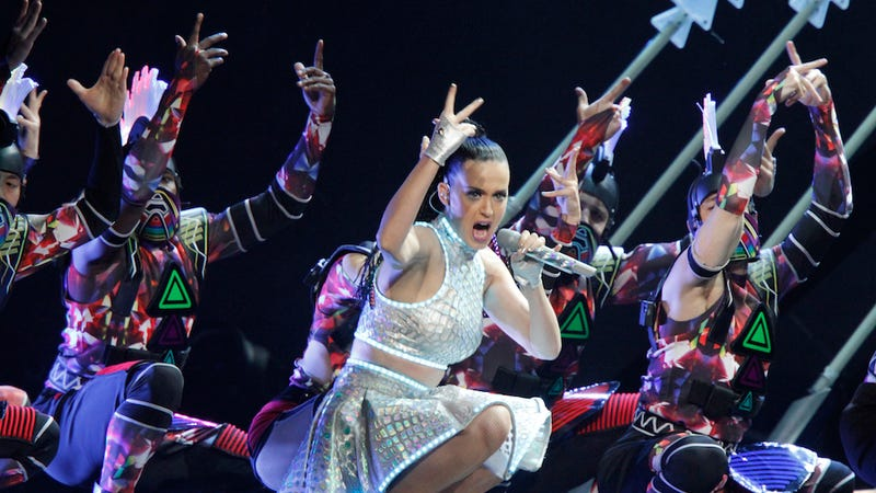 """Christian Rappers Sue Katy Perry for Tainting Song With """"Black Magic"""""""