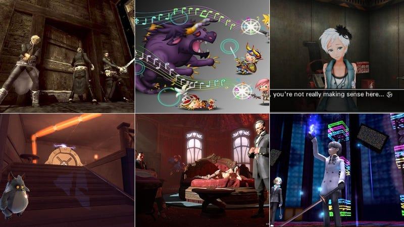 Jason's Top Ten Games Of 2012