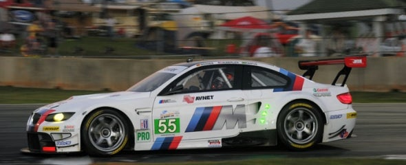 Did you like ALMS's position lights on the cars? Check out USCR's
