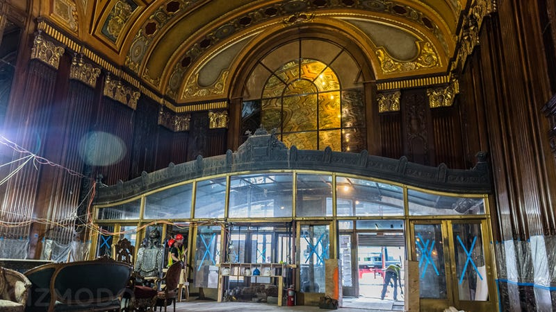 Inside the Restoration of Brooklyn's Glamorous Temple of Cinema