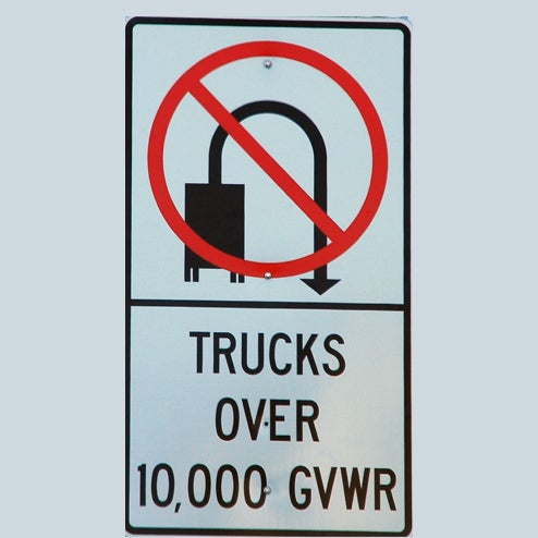 America's 10 Most Confusing Traffic Signs