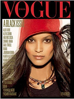 Will The July Issue Of Italian Vogue Solve The Black Models Problem?