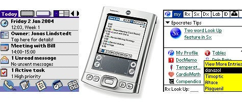 12 Killer Apps for Palm PDAs